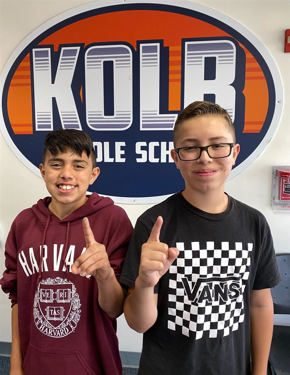 Kolb Students Earn a Perfect Score on the 2019 ELA CAASPP