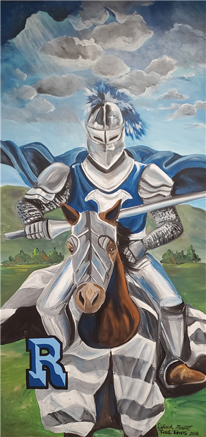 Knight Painting