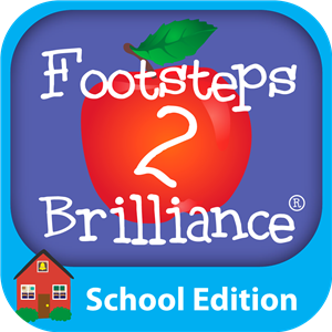 footsteps to brilliance logo