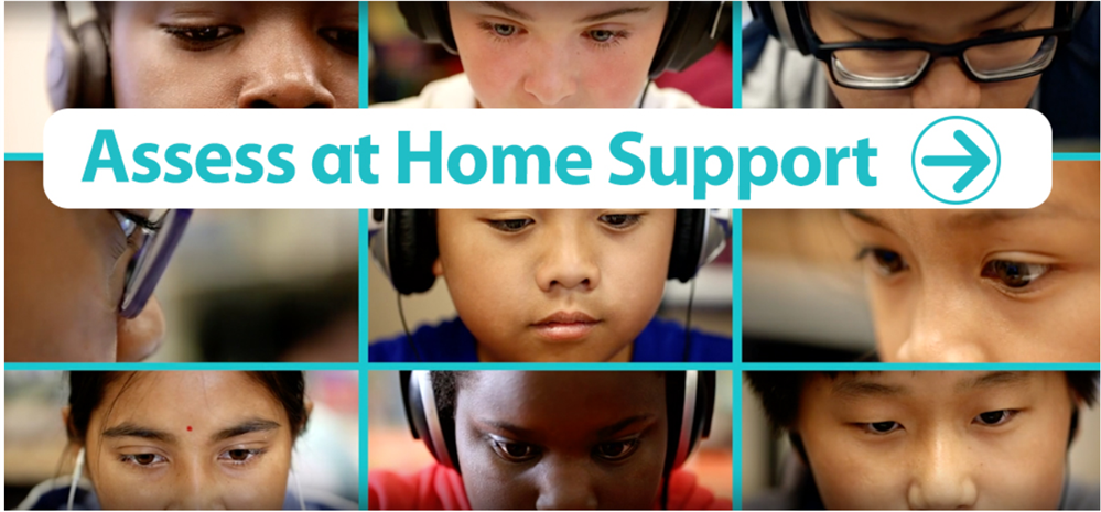 iReady Home Assessment Support