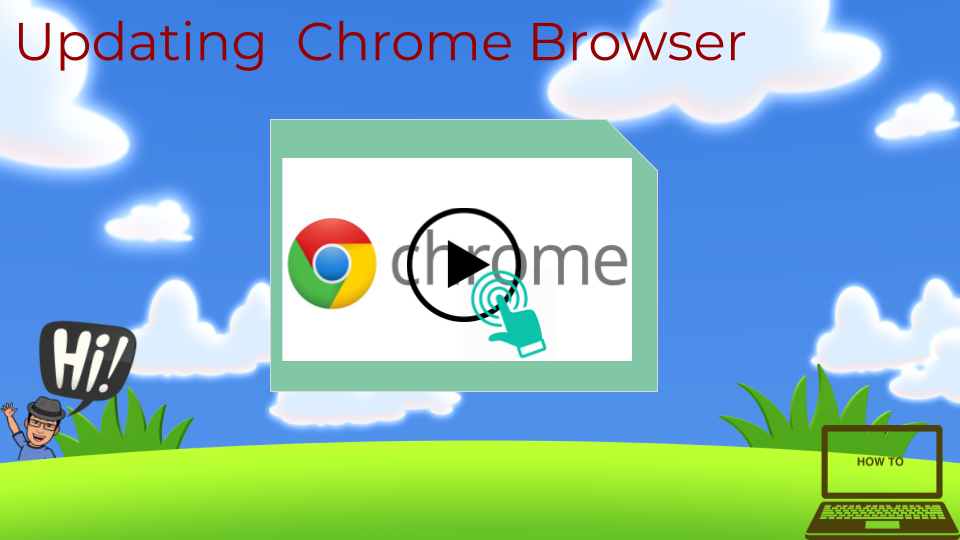Updating Chromebook Browser